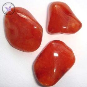 Carnelian Tumble Stone